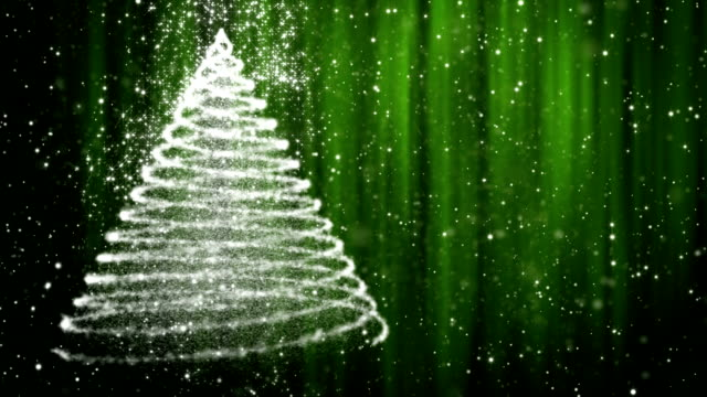 26 Christmas Tree Transparent Background Video Clips & Footage