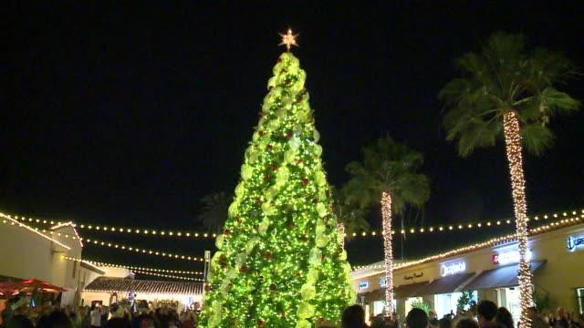 KSWB Christmas Tree Lighting in San Diego