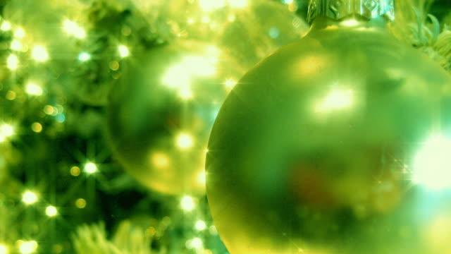Weihnachtsbaum glänzt (HD-Loop