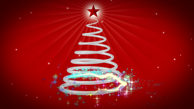 christmas tree - cracker stock videos and b-roll footage