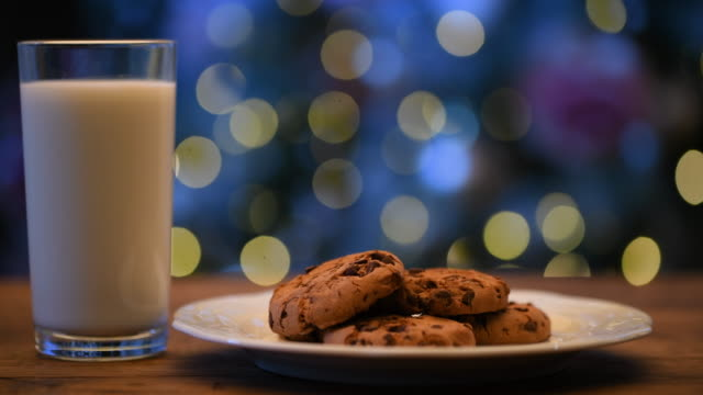 christmas - biscuit stock videos & royalty-free footage