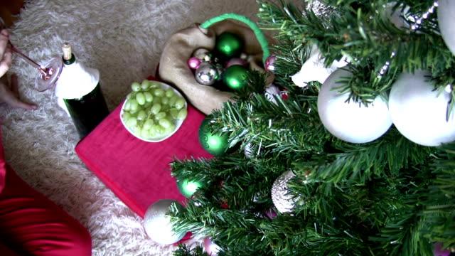 vídeos y material grabado en eventos de stock de navidad - uva