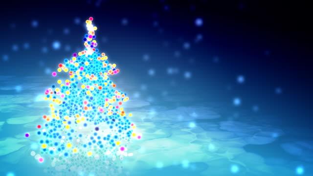 Weihnachts Tannenarten-HD-Qualität, NTSC