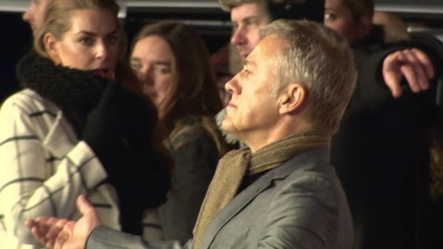 Christoph Waltz at 'Alita Battle Angel' World Premiere at Odeon Leicester Square on January 31 2019 in London England