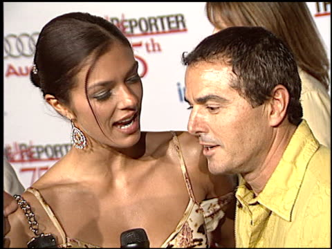 christopher knight at the hollywood reporter 75th anniversary at pacific design center in west hollywood california on september 13 2005 - 75th anniversary stock videos & royalty-free footage