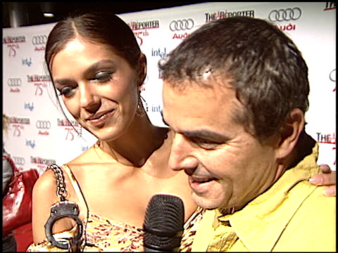 christopher knight at the hollywood reporter 75th anniversary at pacific design center in west hollywood california on september 13 2005 - pacific design center stock videos and b-roll footage