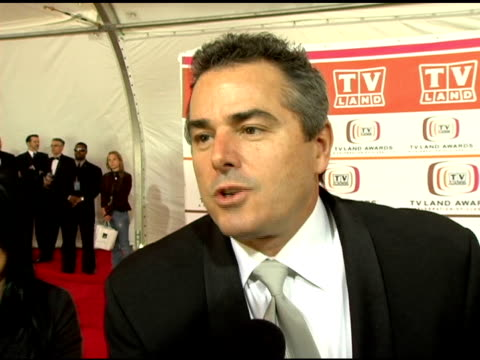 Christopher Knight on the purpose of the TV Land Award show paying homage to the classics and on his participation at the event at the 2006 TV Land...