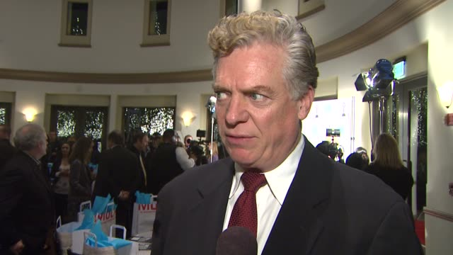stockvideo's en b-roll-footage met christopher mcdonald on this event on the women he loves working with at the 14th annual women's image network awards on 12/12/12 in los angeles ca - women's image network awards