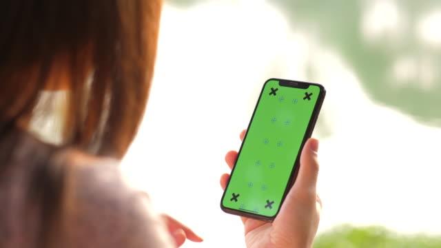 chroma key using smartphone - billboard stock videos & royalty-free footage