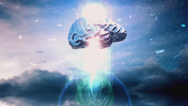 WS Chrome brain creating storm / Melbourne, Victoria, Australia