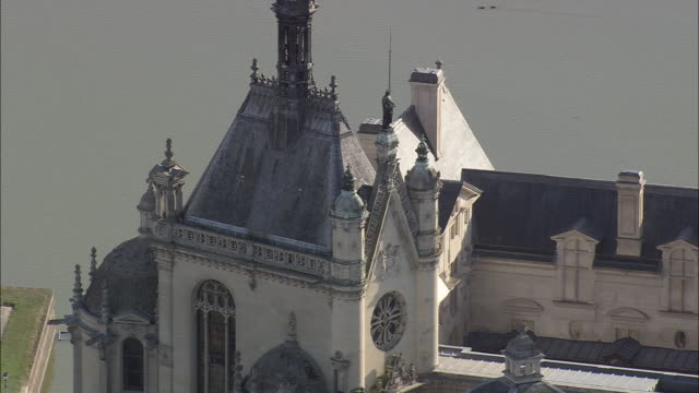 ch?¢teau de chantilly - french revolution stock videos & royalty-free footage