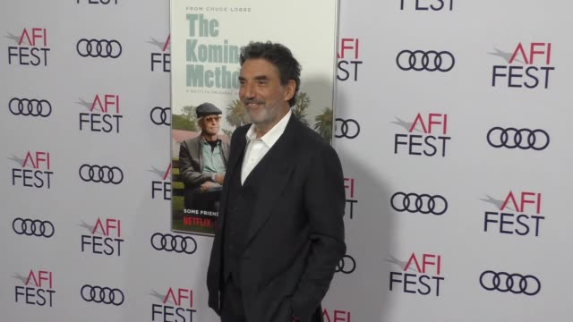 Chuck Lorre at A Netflix Original Series The Kominsky Method Los Angeles Premiere At AFI Fest at TCL Chinese Theatre on November 10 2018 in Hollywood...