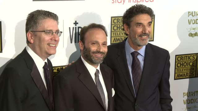 Chuck Lorre at Broadcast Television Journalists Association's 3rd Annual Critics' Choice Television Awards on 6/10/2013 in Beverly Hills CA