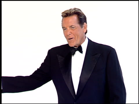chuck woolery at the legendary game show gurus launch of the '$250,000 ultimate game show' at null in los angeles, california on august 31, 2007. - game show stock videos & royalty-free footage