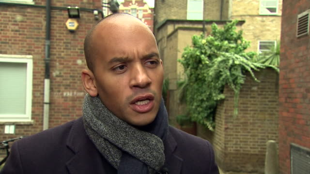 Chuka Umunna MP comments on Donald Trump's online activities