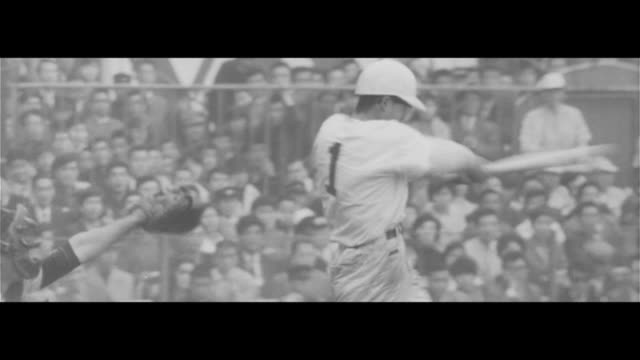 chukyo commercial high wins, first 4-time winner in tournament history/chukyo commercial high vs. tosa high in final match, 3rd innings, chukyo takes... - inning stock videos & royalty-free footage