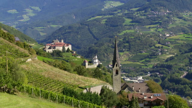 Church and Monastery in South Tyrol TILT UP