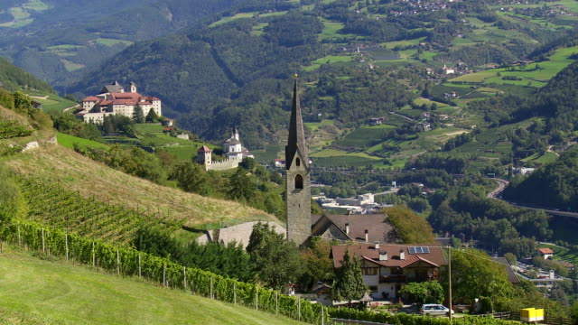 Church and Monastery in South Tyrol PAN