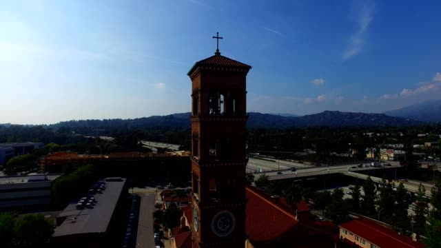 stockvideo's en b-roll-footage met church in pasadena, california - pasadena californië
