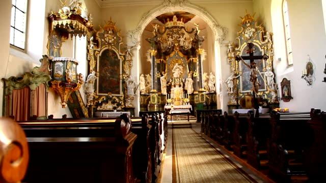 A church in İpthausen Germany