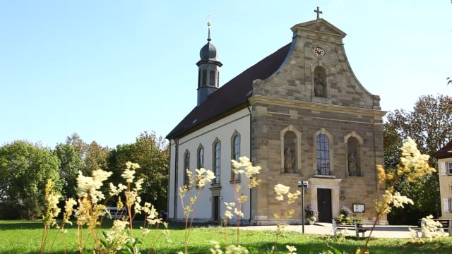 A church in İpthausen Germany