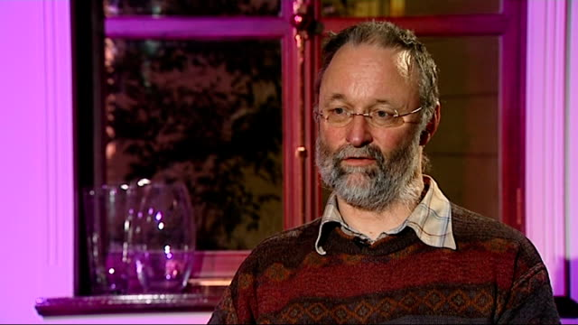 church of england bishops question welfare reforms london rt rev alan wilson interview sot the gears are clunking a lot of gears are being changed in... - überfahren stock-videos und b-roll-filmmaterial