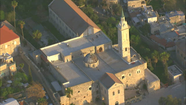 church of saint john the baptist, ein kerem neighbourhood in southwest jerusalem, israel - biblical event stock videos & royalty-free footage