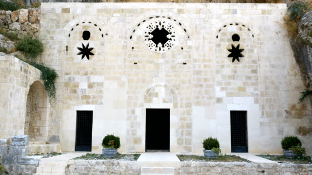 church of st. peter antioch in hatay ,turkey - hatay stock videos & royalty-free footage