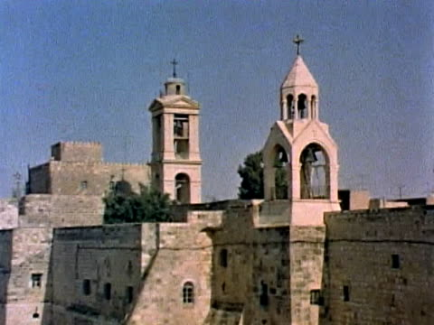 church of the nativity - church of the nativity stock videos and b-roll footage