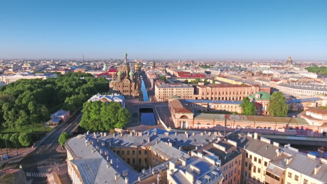 church of the savior on spilled blood - st. petersburg russia stock videos & royalty-free footage