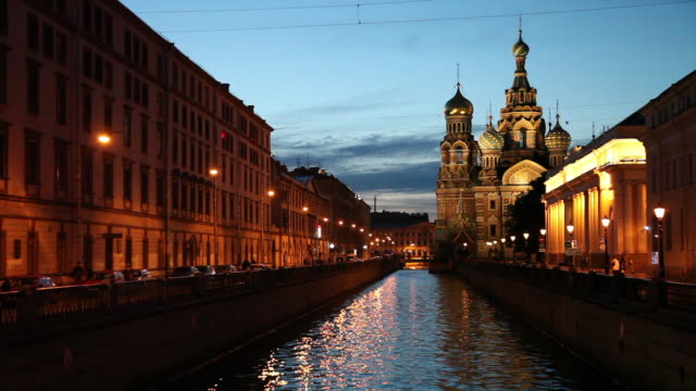 Church on Spilled Blood in St Petersburg