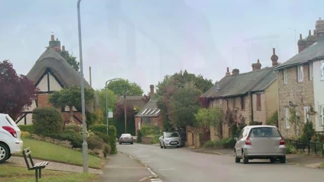 church warden benjamin field found guilty of murdering university lecturer peter farquhar england buckinghamshire maids moreton maids moreton high... - バッキンガムシャー点の映像素材/bロール
