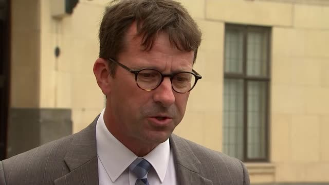 Church warden Benjamin Field found guilty of murdering university lecturer Peter Farquhar ENGLAND Oxford Oxford Crown Court EXT Mark Glover interview...