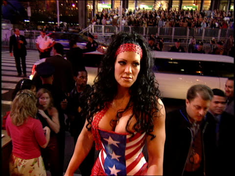 Chyna Arriving to the 2000 MTV Video Music Awards Red Carpet
