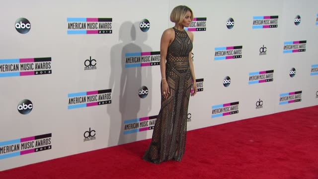 ciara at 2013 american music awards arrivals in los angeles ca - 2013 american music awards stock videos & royalty-free footage