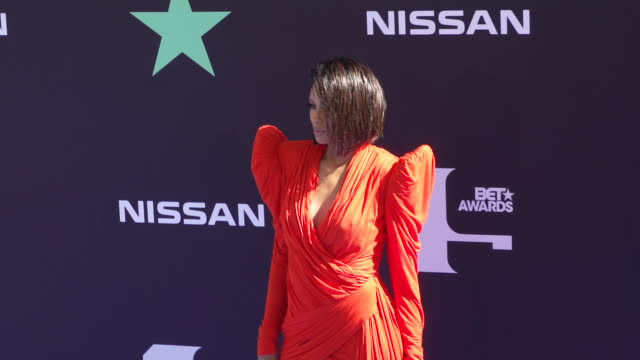 motion ciara at the 2019 bet awards at microsoft theater on june 23 2019 in los angeles california - black entertainment television stock videos & royalty-free footage