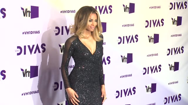 ciara at vh1 divas 2012 on in los angeles ca - vh1 divas stock videos and b-roll footage