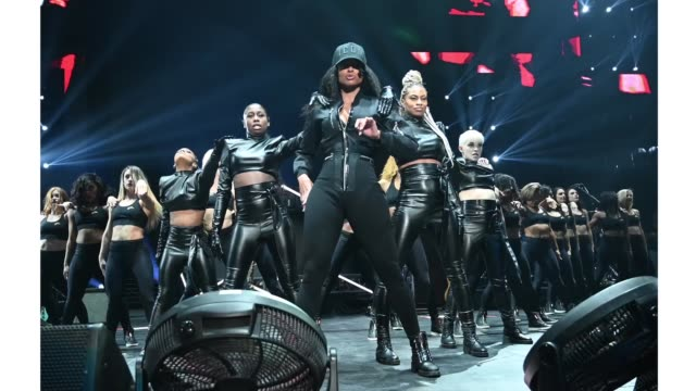 ciara performs onstage during bud light super bowl music fest / ea sports bowl at state farm arena on january 31 2019 in atlanta georgia - super bowl stock videos & royalty-free footage