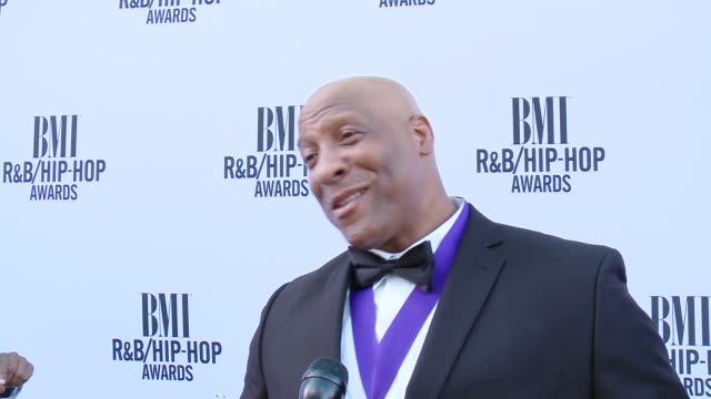 cidel carter on what inspired him to become a songwriter, his advice for aspiring songwriters, and on his favorite ludacris song at the 2014 bmi... - songwriter stock videos & royalty-free footage