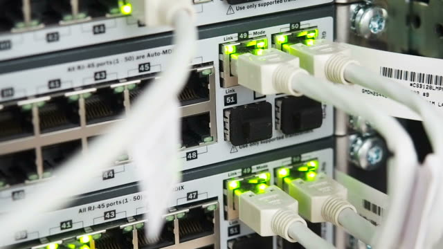 cientific data center Network connections