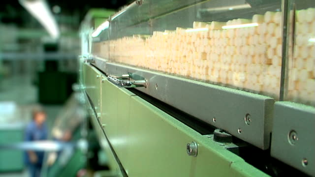 cigarette production hd - cigarette stock videos & royalty-free footage