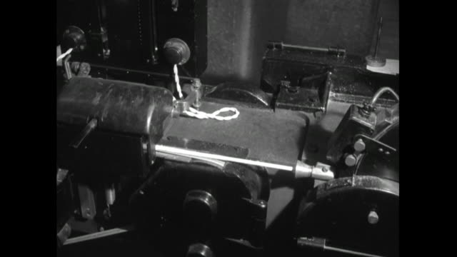cigarette production line machinery; 1951 - cigarette stock videos & royalty-free footage