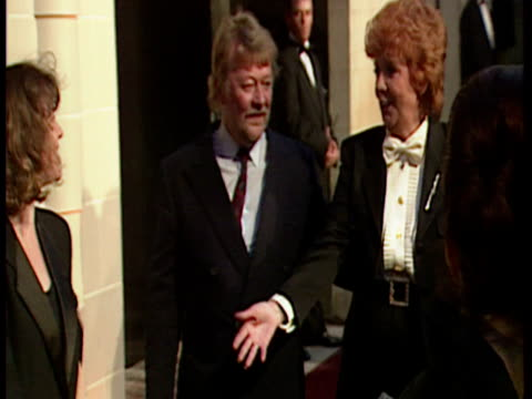Cilla Black arrives at Planet Hollywood restaurant opening Piccadilly London Cilla Black Archive on May 17 1993 in London England