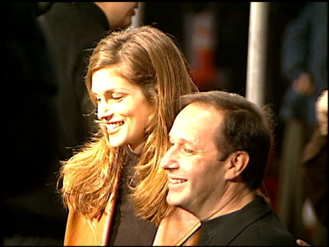 cindy crawford at the 'daylight' premiere at grauman's chinese theatre in hollywood, california on december 5, 1996. - cindy crawford stock videos & royalty-free footage