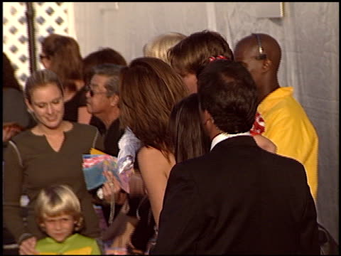 Cindy Crawford at the Dream Halloween at Barker Hanger in Santa Monica California on October 25 2003
