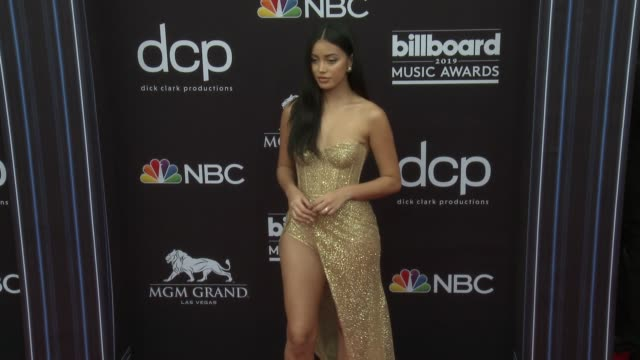 cindy kimberly at the 2019 billboard music awards at mgm grand garden arena on may 1 2019 in las vegas nevada - mgm grand garden arena stock videos & royalty-free footage