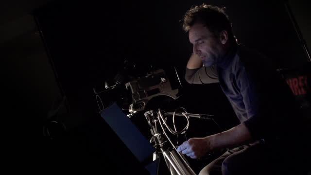 cinema director - director stock videos & royalty-free footage