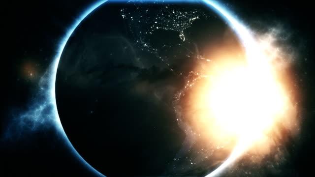 Cinematic Earth Look.