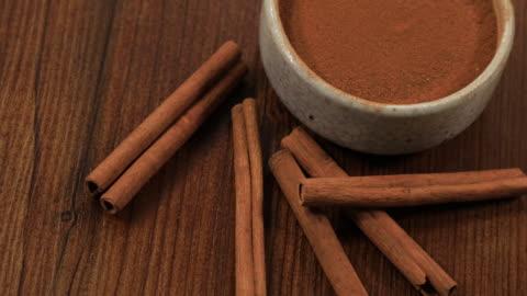 vídeos y material grabado en eventos de stock de cinnamon - raw footage