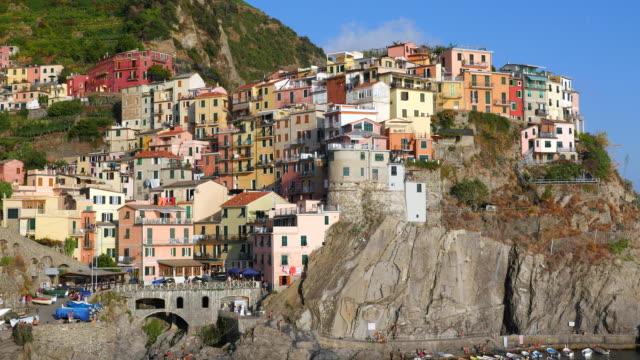 cinque terre, liguria, italy - cinque terre stock videos and b-roll footage